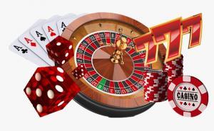 cartes roulette jetons dés